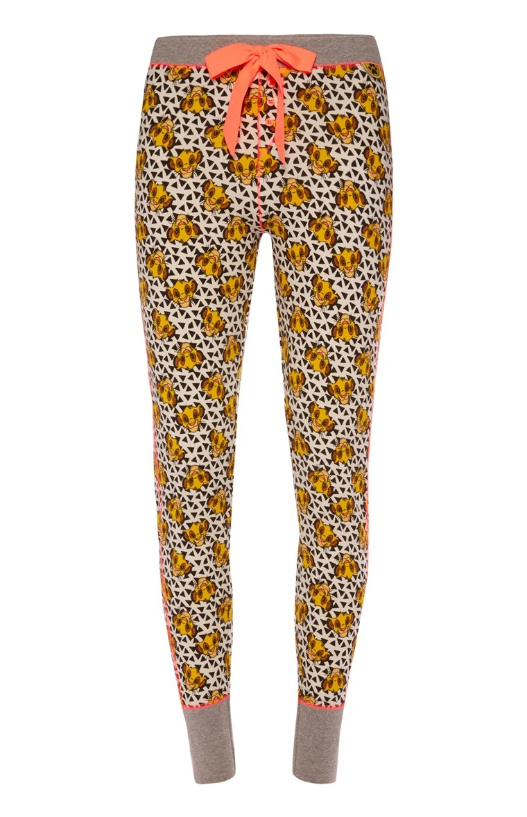 Disney Lion King PJ Leggings